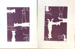 Linogravure Déco